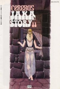 Cover Thumbnail for Cerebus (Aardvark-Vanaheim, 1977 series) #124