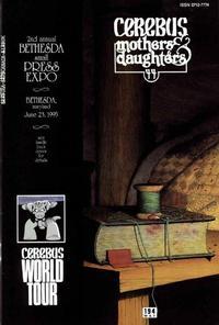 Cover Thumbnail for Cerebus (Aardvark-Vanaheim, 1977 series) #194