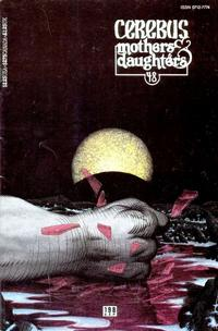 Cover Thumbnail for Cerebus (Aardvark-Vanaheim, 1977 series) #198