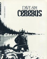 Cover Thumbnail for Cerebus (Aardvark-Vanaheim, 1986 series) #1 - Cerebus