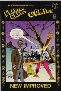 Cover Thumbnail for Flaming Carrot Comics (Aardvark-Vanaheim, 1984 series) #2