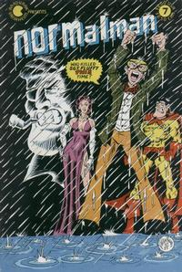 Cover Thumbnail for normalman (Aardvark-Vanaheim, 1984 series) #7