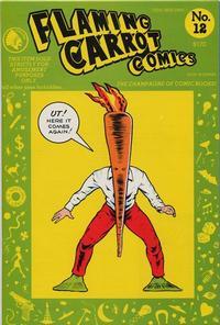 Cover Thumbnail for Flaming Carrot Comics (Renegade Press, 1985 series) #12