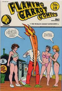 Cover Thumbnail for Flaming Carrot Comics (Renegade Press, 1985 series) #13