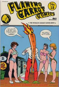 Cover Thumbnail for Flaming Carrot Comics (Renegade Press, 1985 series) #13