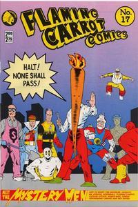Cover Thumbnail for Flaming Carrot Comics (Renegade Press, 1985 series) #17