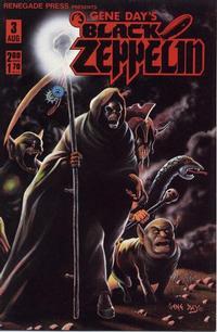 Cover Thumbnail for Gene Day's Black Zeppelin (Renegade Press, 1985 series) #3