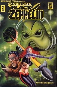 Cover Thumbnail for Gene Day's Black Zeppelin (Renegade Press, 1985 series) #2