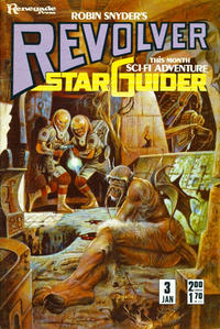 Cover Thumbnail for Revolver (Renegade Press, 1985 series) #3