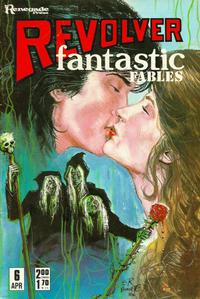 Cover Thumbnail for Revolver (Renegade Press, 1985 series) #6