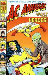 Cover for AC Annual (AC, 1990 series) #3