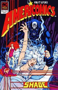 Cover Thumbnail for Americomics (AC, 1983 series) #1