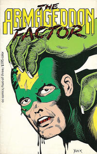 Cover Thumbnail for The Armageddon Factor (AC, 1987 series) #2