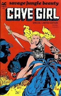 Cover Thumbnail for Cave Girl (AC, 1988 series) #1
