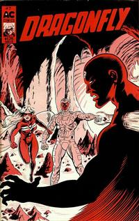 Cover Thumbnail for Dragonfly (AC, 1985 series) #7