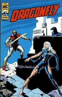 Cover Thumbnail for Dragonfly (AC, 1985 series) #8