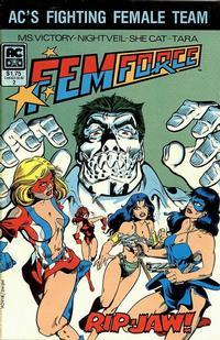 Cover Thumbnail for FemForce (AC, 1985 series) #2