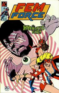 Cover Thumbnail for FemForce (AC, 1985 series) #4