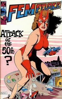 Cover Thumbnail for FemForce (AC, 1985 series) #5