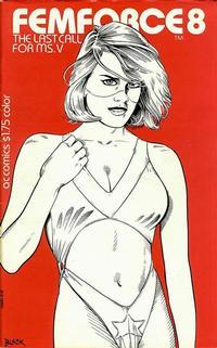 Cover Thumbnail for FemForce (AC, 1985 series) #8