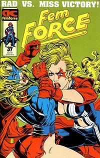 Cover Thumbnail for FemForce (AC, 1985 series) #37