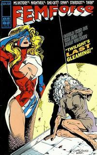 Cover Thumbnail for FemForce (AC, 1985 series) #82