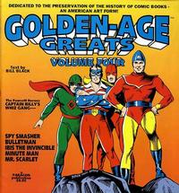 Cover Thumbnail for Golden-Age Greats (AC, 1994 series) #4