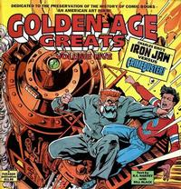 Cover Thumbnail for Golden-Age Greats (AC, 1994 series) #5