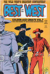 Cover Thumbnail for Golden-Age Greats (AC, 1994 series) #7