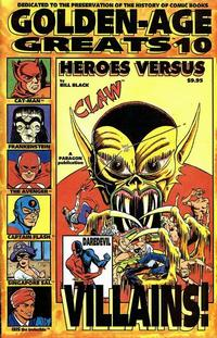 Cover Thumbnail for Golden-Age Greats (AC, 1994 series) #10