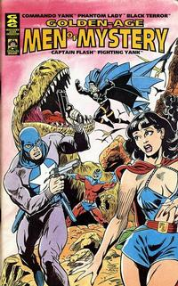 Cover Thumbnail for Golden-Age Men of Mystery (AC, 1996 series) #2