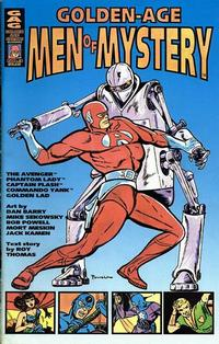 Cover Thumbnail for Golden-Age Men of Mystery (AC, 1996 series) #3