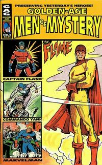 Cover Thumbnail for Golden-Age Men of Mystery (AC, 1996 series) #4
