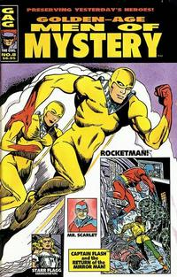 Cover Thumbnail for Golden-Age Men of Mystery (AC, 1996 series) #8