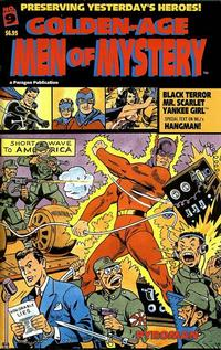 Cover Thumbnail for Golden-Age Men of Mystery (AC, 1996 series) #9