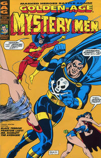 Cover for Golden-Age Mystery Men (AC, 1996 series) #1