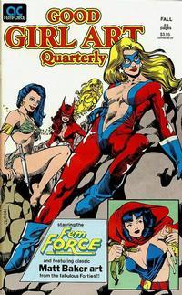 Cover Thumbnail for Good Girl Art Quarterly (AC, 1990 series) #[2]