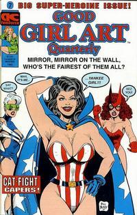 Cover Thumbnail for Good Girl Art Quarterly (AC, 1990 series) #7