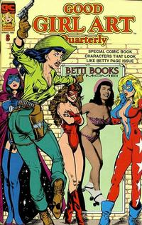 Cover Thumbnail for Good Girl Art Quarterly (AC, 1990 series) #8