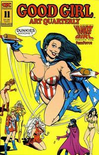 Cover Thumbnail for Good Girl Art Quarterly (AC, 1990 series) #11