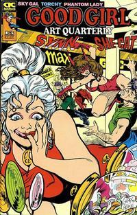 Cover Thumbnail for Good Girl Art Quarterly (AC, 1990 series) #13