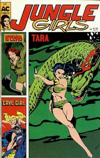 Cover Thumbnail for Jungle Girls (AC, 1989 series) #1