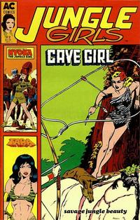 Cover Thumbnail for Jungle Girls (AC, 1989 series) #2