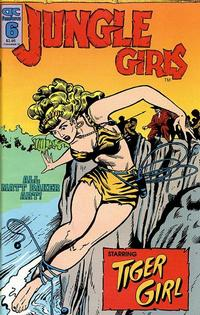 Cover Thumbnail for Jungle Girls (AC, 1989 series) #6