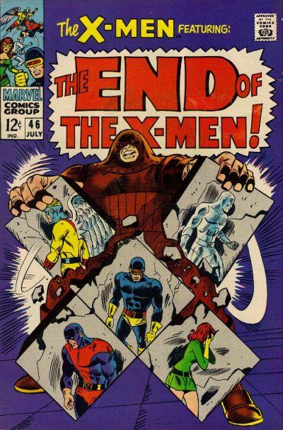 Cover for The X-Men (Marvel, 1963 series) #46