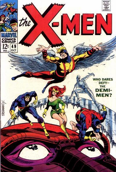 Cover for The X-Men (Marvel, 1963 series) #49