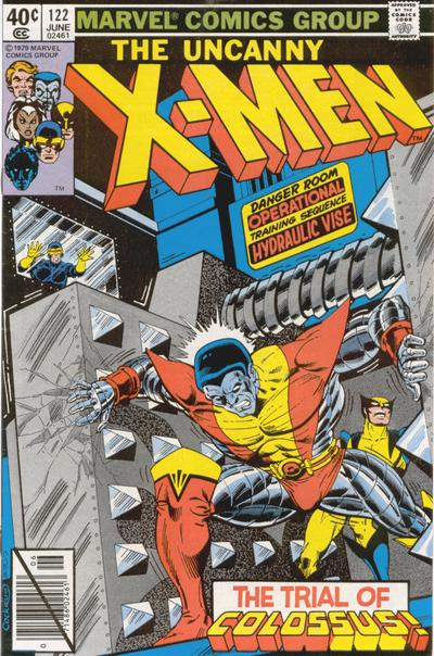 Cover for The X-Men (Marvel, 1963 series) #122