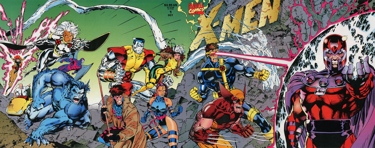 Cover for X-Men (Marvel, 1991 series) #1 [Cover A]