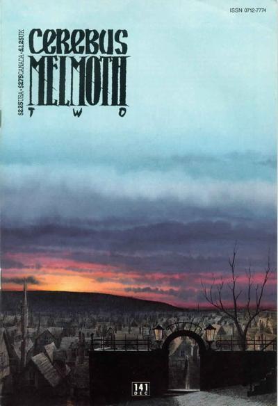 Cover for Cerebus (Aardvark-Vanaheim, 1977 series) #141