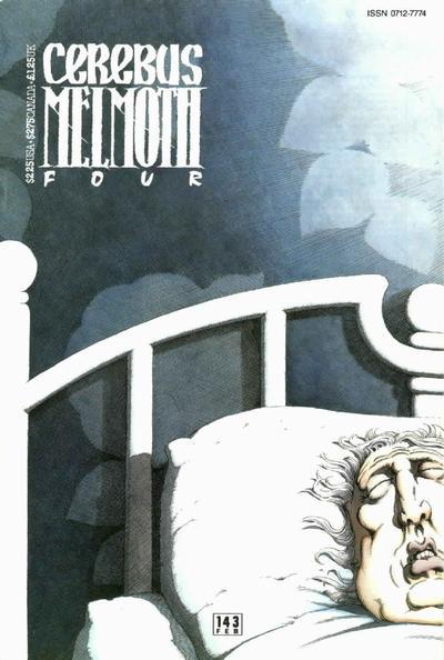 Cover for Cerebus (Aardvark-Vanaheim, 1977 series) #143